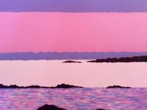 Maine Sunset, Higgins Beach