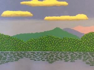 Shoreline, Joe's Pond