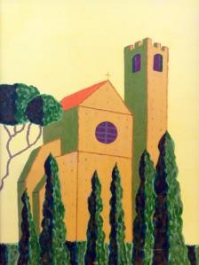 San Domenico, Siena